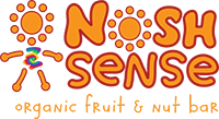 Nosh Sense - Organic Fruit and Nut Bar